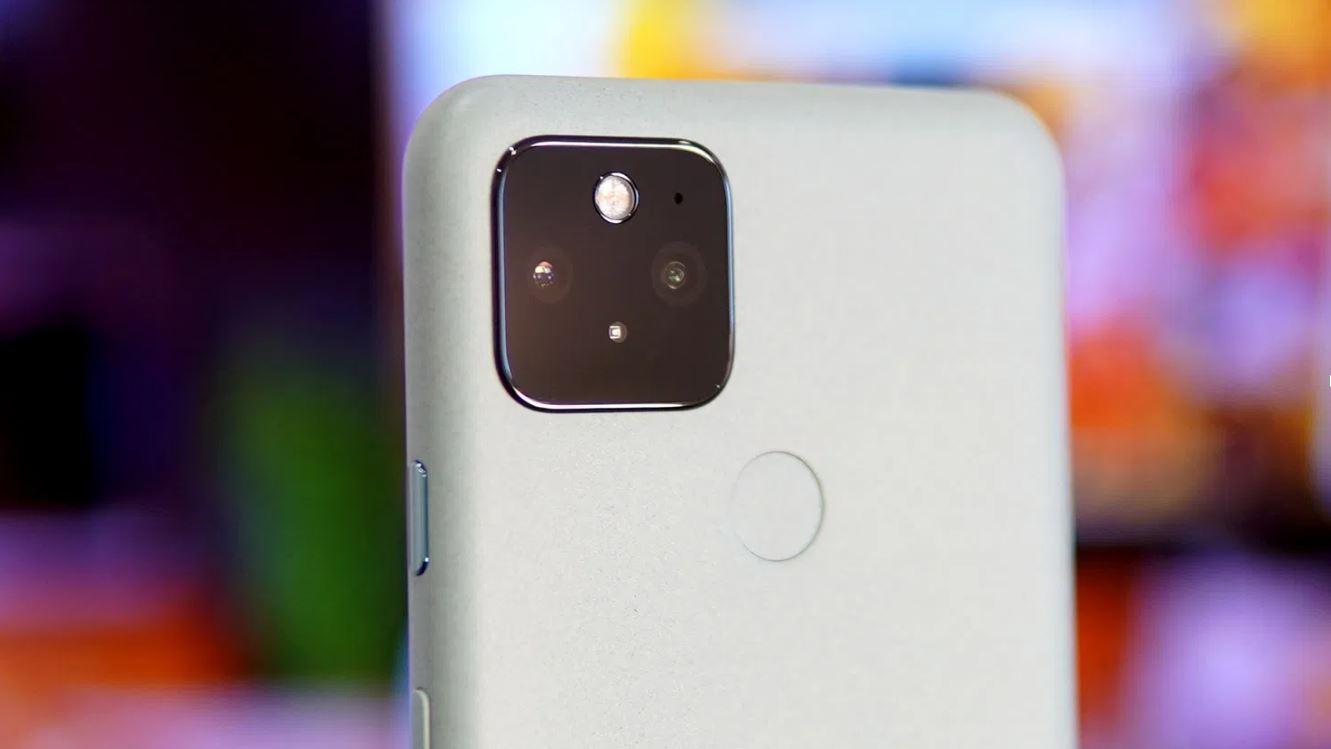 アップデート pixel4